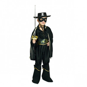 Boys Zorro Costume Cosplay
