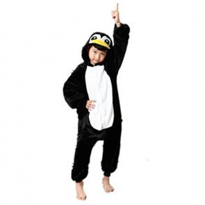 Kids Penguin Onesie Jumpsuit Costume