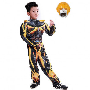 Boys Transformers Bumblebee Costume