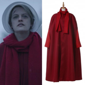 The Handmaid's Tale Cosplay Costume