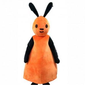 Giant Flop Mascot Costume