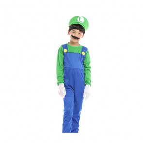 Boys Luigi Costume