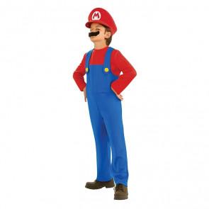 Boys Mario Costume