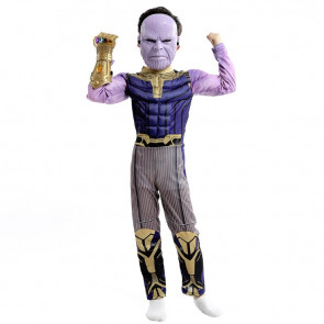 Boys Thanos Endgame Costume