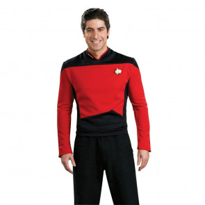 Complete Classic Starfleet Star Trek Uniform Cosplay Costume