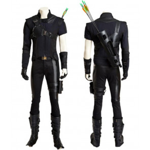 Clint Barton Hawkeye Cosplay Costume