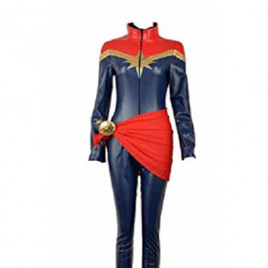 Captain Marvel Complete Cosplay Costume