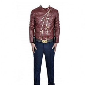 The Flash Jay Garrick Complete Cosplay Costume