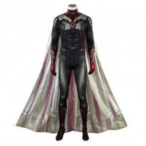 Vision Complete Cosplay Costume