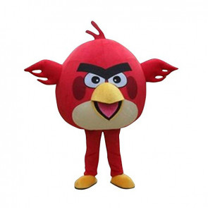 Giant Angry Birds Mascot Costume