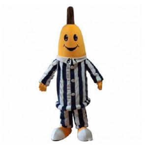Giant Banana Pyjamas Mascot Costume