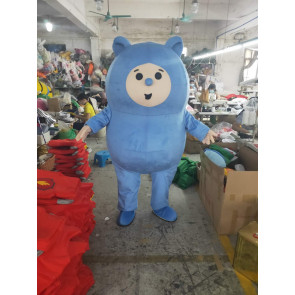 Giant Billy and Bam Bam Mascot Costume