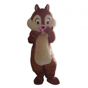 Giant Chip and Dale Mascot Costume