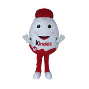 Giant Egg Mascot Costume