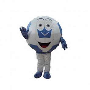 Giant Football Soccer Ball Mascot Costume