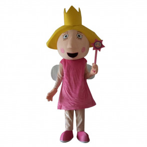 Giant Ben and Holly Mascot Costume - Holly