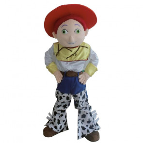 Giant Jessie Toy Story Mascot Costume