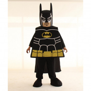 Giant Lego Batman Mascot Costume