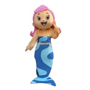 Giant Mermaid Mascot Costume
