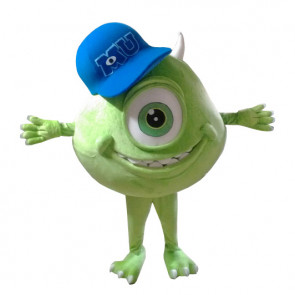 Giant Mike Monsters Inc Mascot Costume