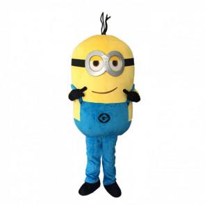 Giant Minion Cosplay Halloween Costume Mascot