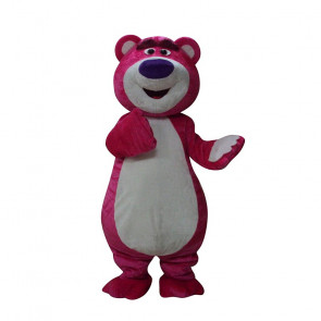 Giant Toy Story Pink Lots-o'-Huggin' Bear Mascot Costume
