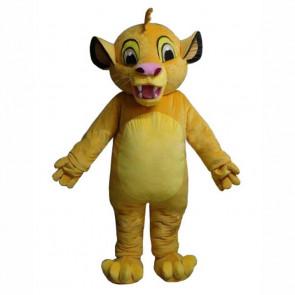 Giant Lion King Simba Mascot Costume