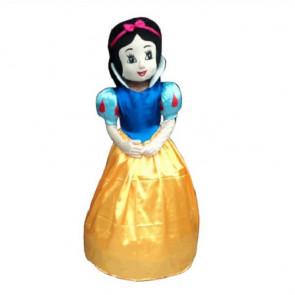 Giant Snow White Mascot Costume