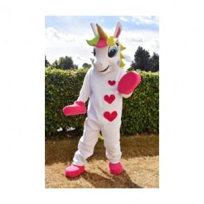 Giant Unicorn Mascot Costume