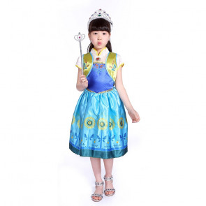 Girls Anna Summer Dress