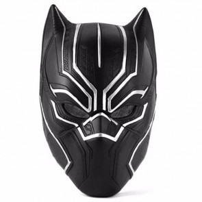 Black Panther Mask Helmet PVC Costume