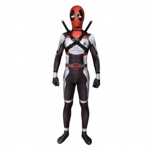 Deadpool Avengers Endgame Suit Cosplay Costume