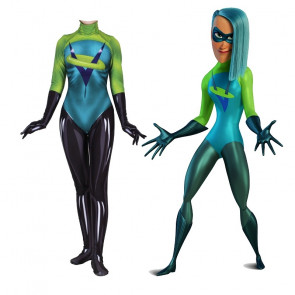 Voyd Incredibles Lycra Cosplay Costume