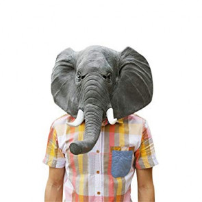 Elephant Mask Costume