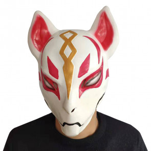 Fortnite Fox Mask Helmet Cosplay