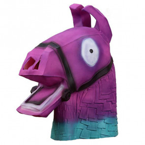 Fortnite Llama Mask Cosplay