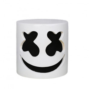 Marshmello Mask Costume