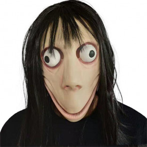 Momo Lifelike Mask Cosplay