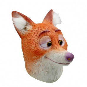 Nick Wilde Zootopia Mask Cosplay