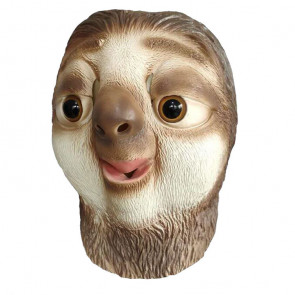 Zootopia Sloth Mask Cosplay