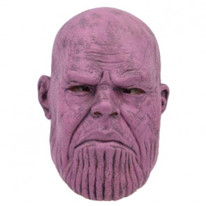 Thanos Lifelike Cosplay Mask Endgame Infinity War