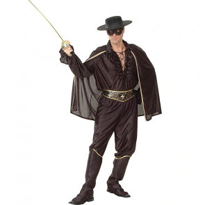 Zorro Costume Cosplay