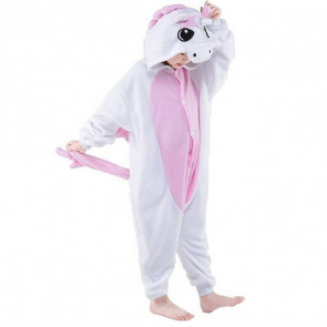 Kids Unicorn Onesie Jumpsuit Costume