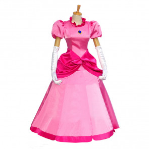 Princess Peach Cosplay Dress