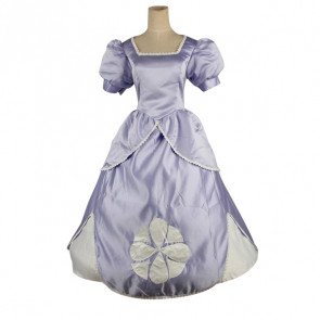 Womens Sofia Cosplay Dress