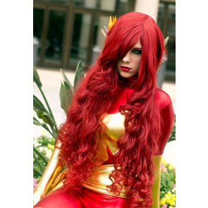 Jean Grey Phoenix Hair Wig For Adults