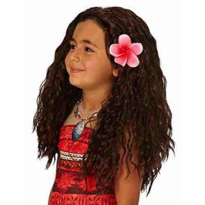 Moana Hair Wig For Girls