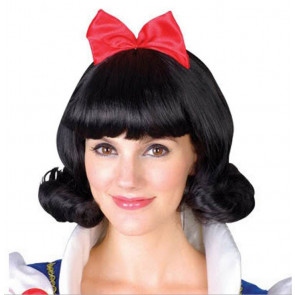Snow White Hair Wig For Adults