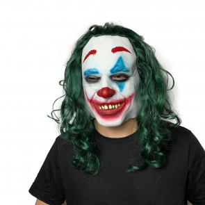 Joker 2019 Mask And Wig