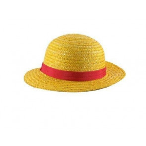 One Piece Luffy Straw Hat Cap Costume